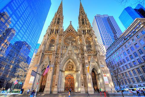 St Patrick's NYC
