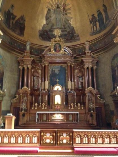 St John Cantius Chicago High altar