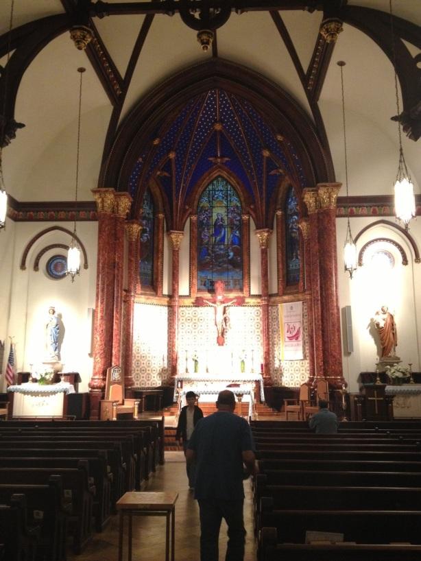 St. Mary's Austin int