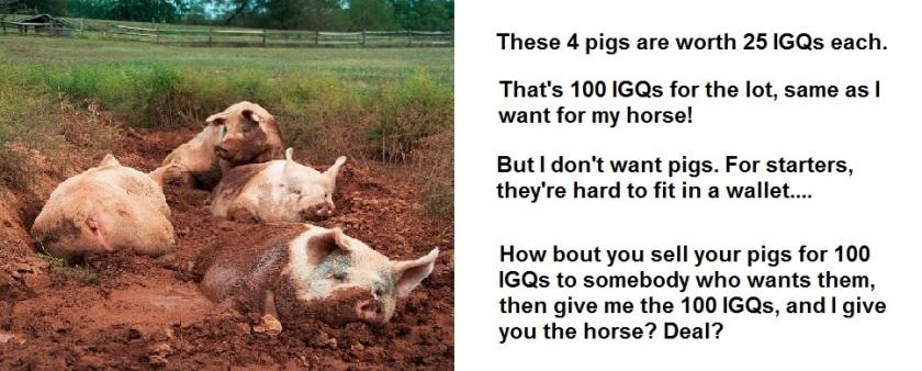 Pigs Value