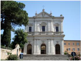 San Gregorio's in Rome 1