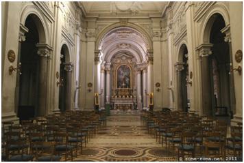 San Gregorio's in Rome 2
