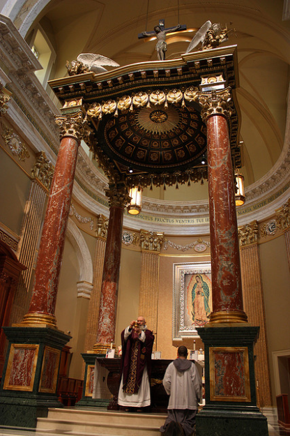 Shrine of Our Lady of Guadalupe, La Crosse, WI