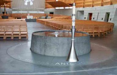 Oakland Baptistry