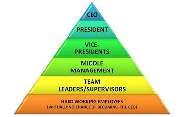 CEO Pyramid