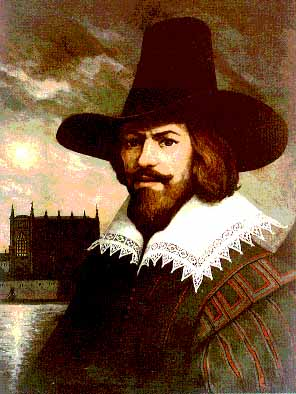 Guy Fawkes, aka Guido Fawkes